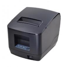 Birch cost effective CP-Q2 Thermal Receipt Printer Built-in  USB, Serial, Black colour
