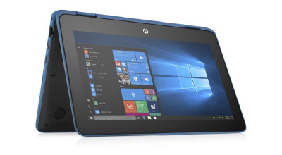 HP ProBook x360 11 G4 EE -6ZT83PA- Intel m3-8100Y / 8GB / 128GB SSD / 11.6 inch HD Touch / W10P / 1-1-1