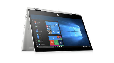 HP ProBook x360 440 G1 -8WN11PA-CTO- Intel i5-8250U / 8GB / 256GB SSD / 14 inch FHD Touch / PEN / W10P / 1-1-0