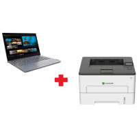 Lenovo ThinkBook 14 -20RV00C1AU- Intel i5-10210U / 8GB / 512GB SSD / 14 inch FHD / W10P / 1-1-1 + FREE Lexmark B2236dw Monochrome Compact Laser Printer