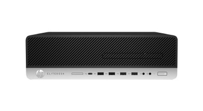 HP EliteDesk 800 G5 SFF -7YH11PA- Intel i5-9500 / 8GB / 256GB SSD / DVD / W10P / 3-3-3 + HP ProDisplay P244