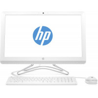 HP AIO -3JV30AA- AMD A6-9225 / 4GB / 1TB HDD / 23.8 inch FHD / WiFi + BT / AMD Radeon R4 / WEBCAM / W10H / 1-1-1