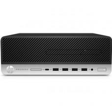 HP ProDesk 600 G5 SFF -46Q61PA-CTO- Intel i3-9100 / 8GB 2666MHz / 256GB SSD / W10P / 3-3-3
