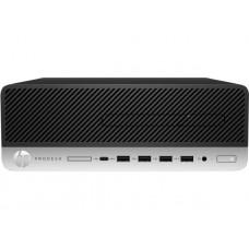 HP ProDesk 600 G4 SFF -4VM62PA- Intel i7-8700 / 8GB / 1TB HDD / DVDRW / W10P / 3-3-3. Also see 19H-4VM62PA-CTO
