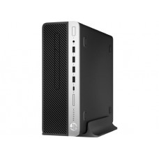 HP ProDesk 600 G4 SFF -4VM89PA- Intel i7-8700 / 8GB / 256GB SSD / DVD / W10P / 3-3-3. Also see 4SQ69PA