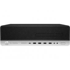 HP EliteDesk 800 G4 SFF -4VT28PA- Intel i5-8500 / 8GB / 256GB SSD NVMe / DVDRW / W10P /3-3-3. Replaced by 7YH11PA