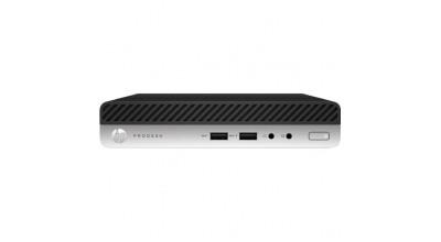 HP EliteDesk 800 G5 Mini -7YX38PA- Intel i5-9500T vPro / 8GB / 256GB SSD / WiFi + BT / W10P / 3-3-3 + HP E24323.8 inch Monitor