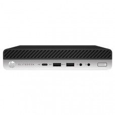 HP EliteDesk 800 G5 Mini -7YX65PA- Intel i7-9700T vPro / 16GB / 512GB SSD / WiFi + BT / W10P / 3-3-3