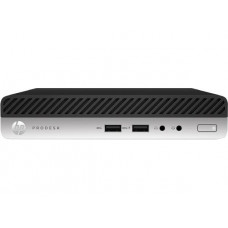 HP EliteDesk 800 G5 Mini -7YY06PA- Intel i7-9700T vPro / 8GB / 256GB SSD / WiFi + BT / W10P / 3-3-3.