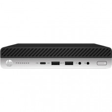 HP ProDesk 600 G5 Mini -7ZC22PA- Intel i5-9500T / 8GB / 256GB SSD / WiFi + BT / W10P / 3-3-3. Also see  7YX38PA