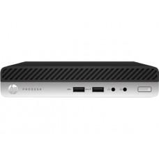 HP ProDesk 400 G5 Mini -7ZC40PA- Intel i5-9500T / 8GB / 256GB SSD + 1TB HDD / WiFi + BT / W10P / 1-1-1