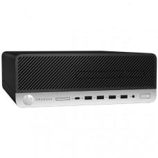 HP ProDesk 600 G3 - SFF Intel i7-7700/16GB/256GB SSD/Intel HD/DVDRW Windows10 Pro/3-3-3. Also see 19H-8DR99PA-CTO