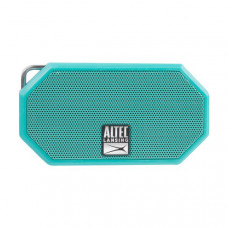 Altec Lansing Mini H20 3 Mint Green - EVERYTHING PROOF Rugged & waterproof Bluetooth speaker (6 hrs Battery)