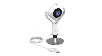J5create JVCU360 - 360 All Around Conference Webcam for Huddle Rooms - Full HD 1080p video playback @ 30 Hz
