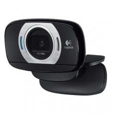 Logitech Webcam HD C615, USB, Monitor Clip
