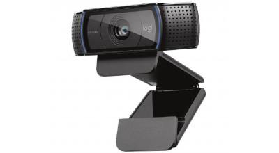Logitech C920 HD Pro 1080P Webcam - 2 Year Return to MMT Warranty