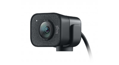 Logitech StreamCam Full HD USB-C Webcam - Graphite - Camera with 1.5 m cable USB 3.1 Gen 1 Type-C - 1 Year Warranty