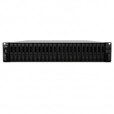 Synology FlashStation FS2017 - 24 Bay x 2.5 inch SAS SSD / HDD or SATA SSD, 16GB DDR4 RAM, Rack Mount , Synology Replacement Service - Applicable