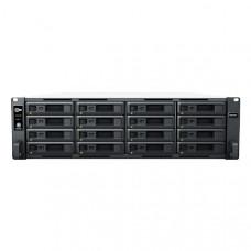 Synology RackStation RS2821RP+ 16-Bay 3.5 inch Diskless 4x1GbE RJ45 (3U Rack),Intel Atom C3538 quad-core 2.1GHz,4GB DDR4,2xUSB3,1xExpansion
