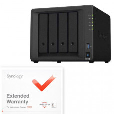 Bundle  - Synology DS918+ with the Warranty extension upgrade, EW201, extending warranty to 5years - Limited Stock on the Bundle
