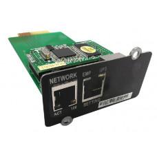 ION F16, F18 SNMP/Web Adaptor (Can have optional F-EMP sensor)