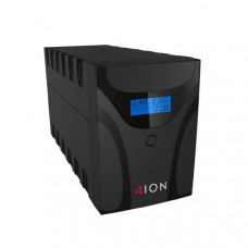 ION F11 1200VA Line Interactive Tower UPS, 4 x Australian 3 Pin outlets, 3yr Advanced Replacement Warranty.
