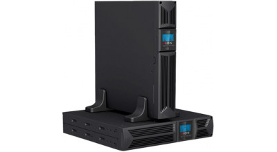 ION F16 3000VA / 2700W Line Interactive 2U Rack/Tower UPS, 8 x C13 (Two Groups of 4 x C13) 1 x C19. 3yr Advanced Replacement Warranty.