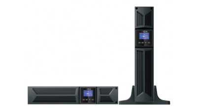 ION F18 3000VA / 2700W Online UPS, 2U Rack/Tower, 8 x C13 (Two Groups of 4 x C13) 1 x C19. 3yr Advanced Replacement Warranty.