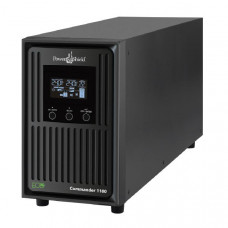 PowerShield Commander 1100VA / 990W Line Interactive Pure Sine Wave Tower UPS