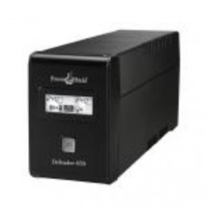 PowerShield Defender 650VA / 390W Line Interactive UPS with AVR, 2 x Australian Outlets and user replaceable batteries. Bundle of 10 units.