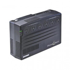 PowerShield SafeGuard 750VA/450W Line Interactive, Powerboard Style UPS with AVR, Telephone or Modem Surge Protection. Wall Mountable.