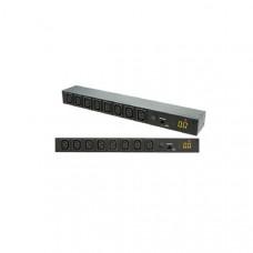 Powershield RPME-16A8 Network Metered PDU, 8 x 10A IEC outlets, 16A input
