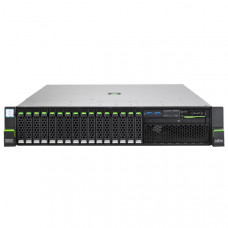 Fujitsu RX2540 M4, Xeon Silver 4110 (1/2), 16GB DDR4-2666 R ECC (1/24), SSD/SAS/SATA 2.5