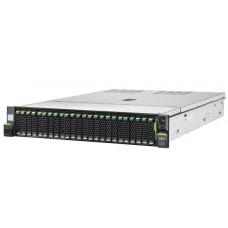 Fujitsu RX2540 M5, Xeon Silver 4208 (1/2), 16GB DDR4-2933 R ECC (1/24), SSD/SAS/SATA 2.5 inch (0/8), EP420i, IRMC, 800W (2/2)