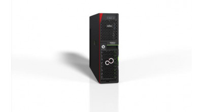 Fujitsu TX1320 M4 Bundle - Xeon E-2234 [4T/8T] (1/1) / 16GB DDR4-2666 U ECC (1/4) / SSD/SAS/SATA 2.5 inch (0/4) / 450W PSU (1/2) / 1Y NBD