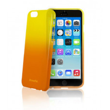 XtremeMac MICROSHIELD FADE -  Orange/Yellow Protective Case for IPHONE 6 - Compatible with iPhone 6 & 6S