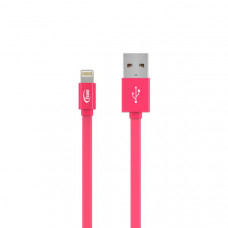 Team Group Lightning Cable Pink- 100cm length, Apple Mfi Certified