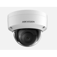 Hikvision 6MP 2.8mm Outdoor Dome Camera Powered by Darkfighter, 30m IR, IP67, IK10, 3 Year Warranty.