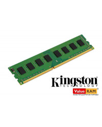 Kingston Desktop 4GB DDR3L (1x4GB) 1600MHz PC-12800 240pin Unbuffered Non-ECC DIMM CL11 (11-11-11) 1.35V, ValueRAM Memory