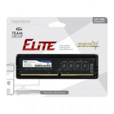 Team Group DDR4 2400MHz PC4-19200 16GB (16GBx1) DIMM 16-16-16-39 1.2V Elite