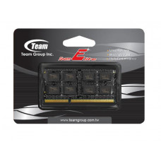 Team Group 8GB (1x8GB) DDR3-1600MHz PC3-12800 204pin SODIMM CL11 (11-11-11-28) 1.5V, Elite Memory