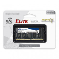 Team Elite SODIMM PC-17000 DDR4 2133MHz 1x8GB CL15 260Pin, 1.2V