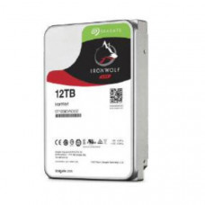 Seagate IronWolf NAS HDD 3.5 inch Internal SATA 12TB NAS HDD, 7200 RPM, 3 Year Warranty