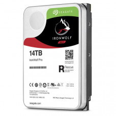 Seagate IronWolf Pro NAS 14TB ST14000NE0008 3.5 inch Internal  SATA 6Gb/s 7200rpm 256MB Cache, 5 Year Wty - SOH Promo only