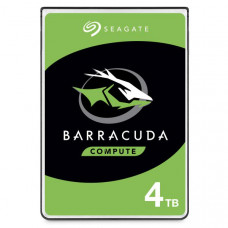 Seagate BarraCuda HDD 3.5 inch Internal SATA 4TB Desktop HDD , 6GB/S SATA  2 Year Warranty