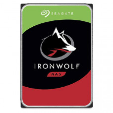 Seagate IronWolf NAS HDD 3.5 inch Internal SATA 6TB NAS HDD, 5900 RPM, 3 Year Warranty