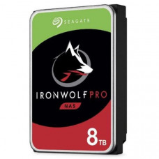 Seagate IronWolf Pro NAS 8TB ST8000NE001 3.5 inch Internal SATA3 7200rpm 256MB Cache 6Gb/s 5 Year Warranty