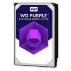 WD HDD 3.5 inch Internal SATA 10TB Purple, 7200 RPM, 3 Year Warranty - WD102PURZ