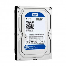 WD HDD 3.5 inch Internal SATA Blue 1TB, 7200RPM, 64MB, 2 Year Warranty
