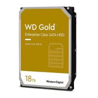 WD Gold Enterprise Hard Drive, 18TB, SATA 6 Gb/s, 7200 RPM, 3.5in, 512MB Cache, 5 Year Warranty